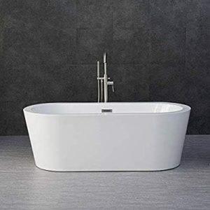 Freestanding Bathtub 04