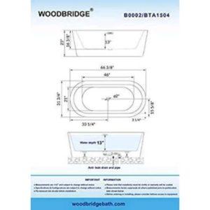 Freestanding Bathtub 05