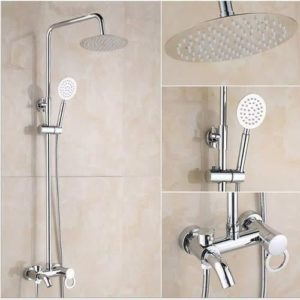 Brimix Bathroom Shower Set-rx334