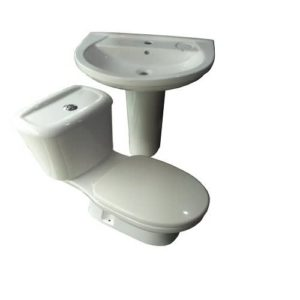 Ideal Standard Floor Standing Toilet Wc Water Closet With Wash Hand Basin