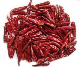 Dried Pepper (Ata Ajosi) - Whole _4 L - 3,800