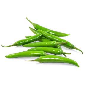 Green Chilli _1 kg - 1,500