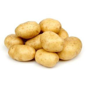 Irish Potato - Half Basket - 14,000