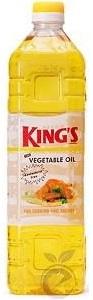 KINGS VEGETABLE OIL – 1L