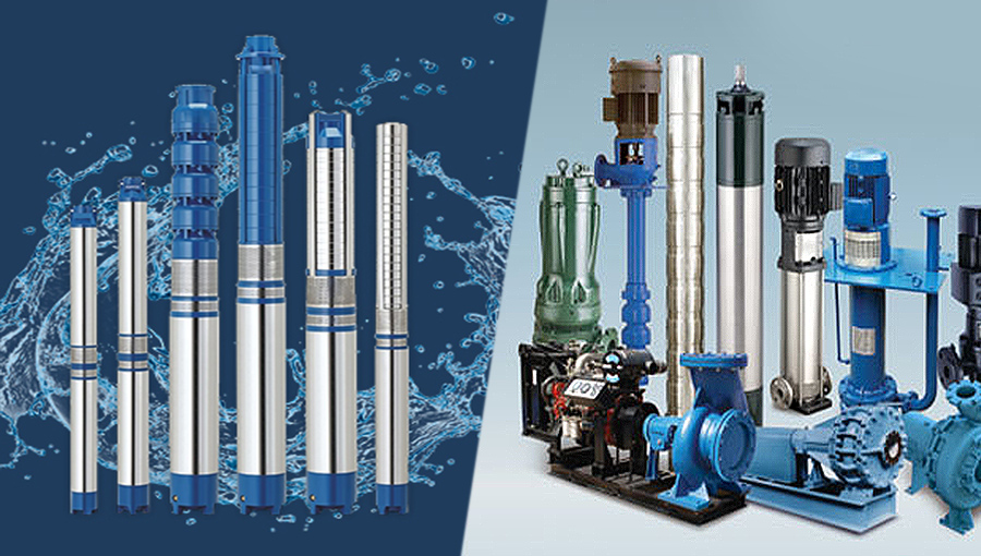 Submersible & Surface Pump