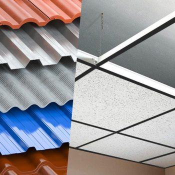 Doors, Roofing & Ceiling Materials