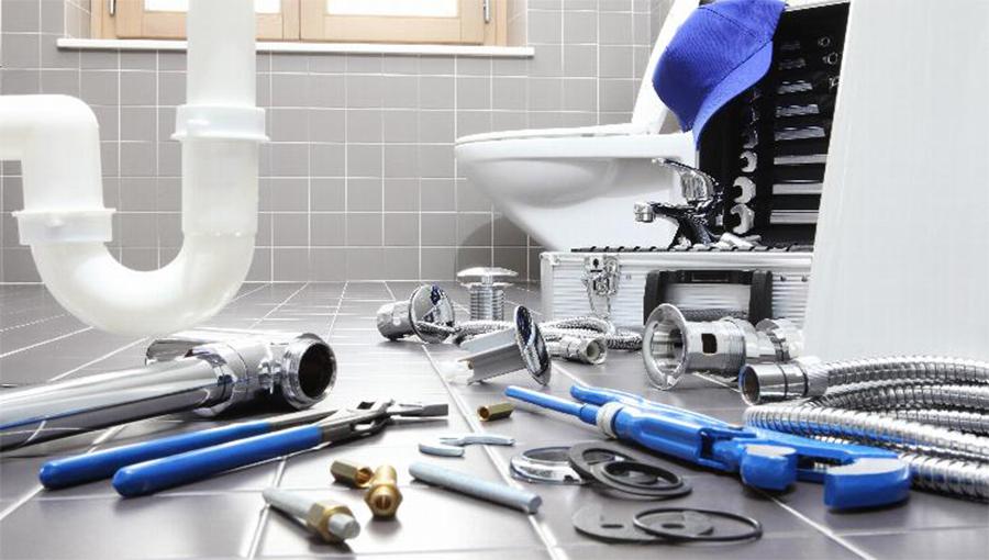 Plumbing Fittings & Materials