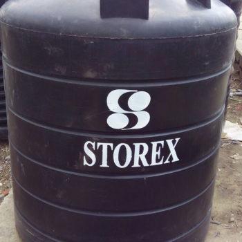 1500 Liters Storex Storage Tank