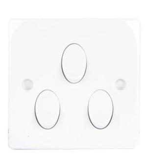 ABB 3gang Switch