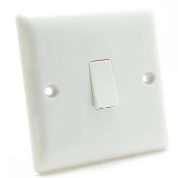 BG Nexus 1gang Intermediate Single Switch BG Nexus 1gang Intermediate Single Switch