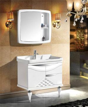 Beach Custom Design Bathroom Cabinet