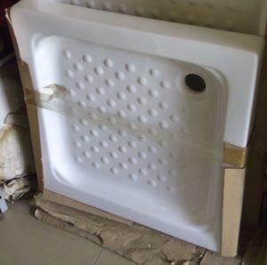 Ceraminc Shower Tray (900 x 900)