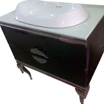 Executive Stainless Steel Bathroom Cabinet