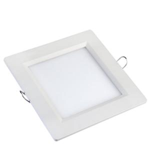 12Watt Square Recessed LED Panel Light