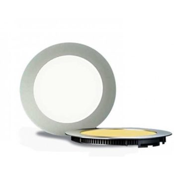 3Watt Round Recessed LED Panel Light