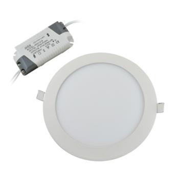 9Watt Round Recessed LED Panel Light