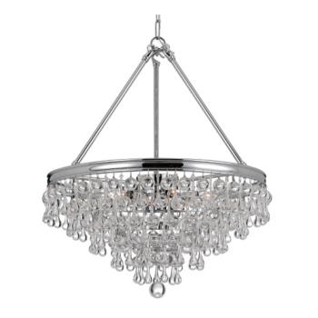 Ceiling Crystal Chandelier Light