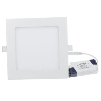 Square POP/PVC 12W LED Down Light